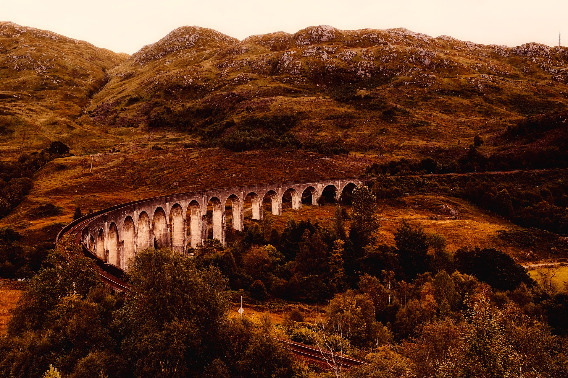 10 Harry Potter filming locations to visit in Scotland - six