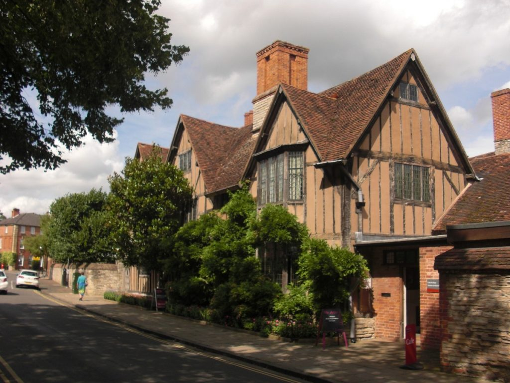 Places to visit in England - stratford upon avon