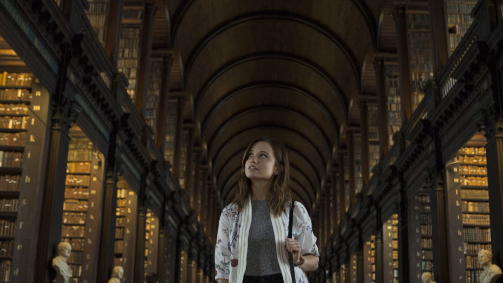 things to do in ireland - visit library
