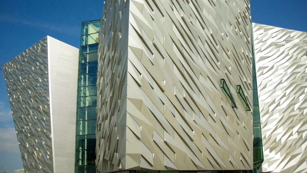 things to do in ireland - titanic museum