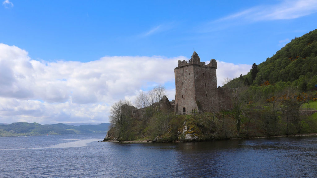 things to do in scotland - visit loch ness