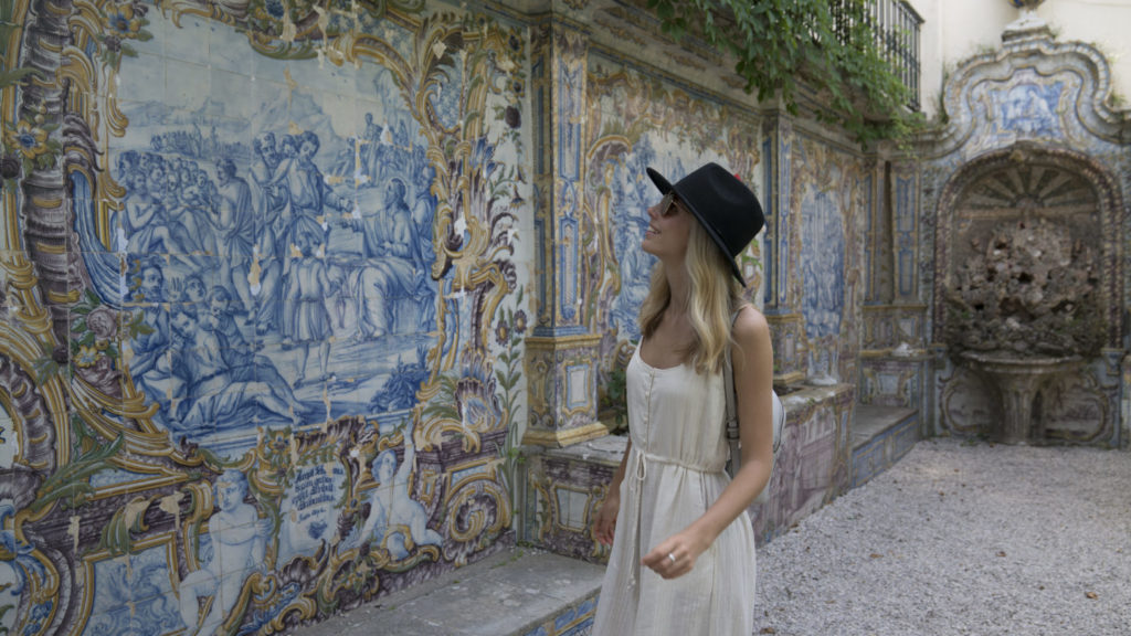 Sightseeing in Lisbon Portugal