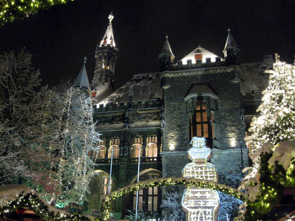 Aachen-Germany-Christmas-Market
