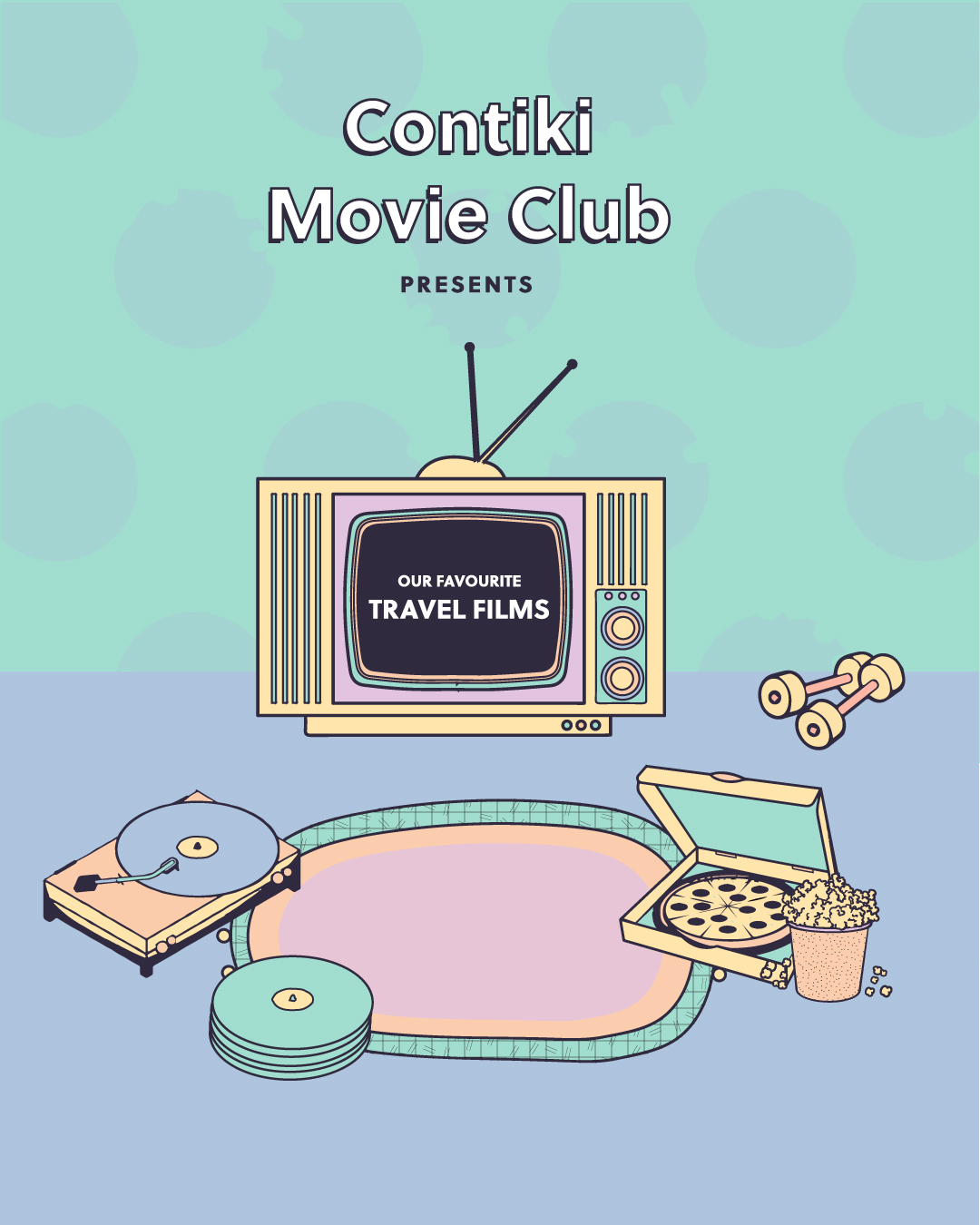 Contiki Movie Club