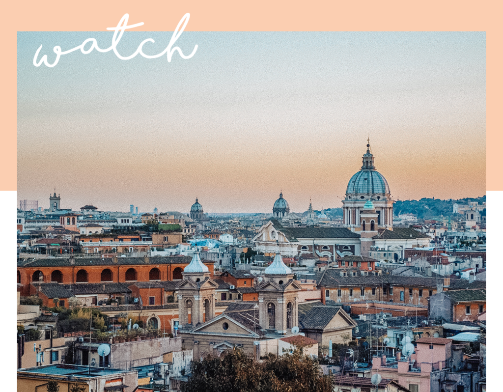 Watch in Rome