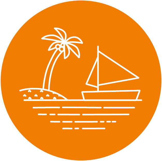 travel-style-icons-2018sailing-cruise-beach