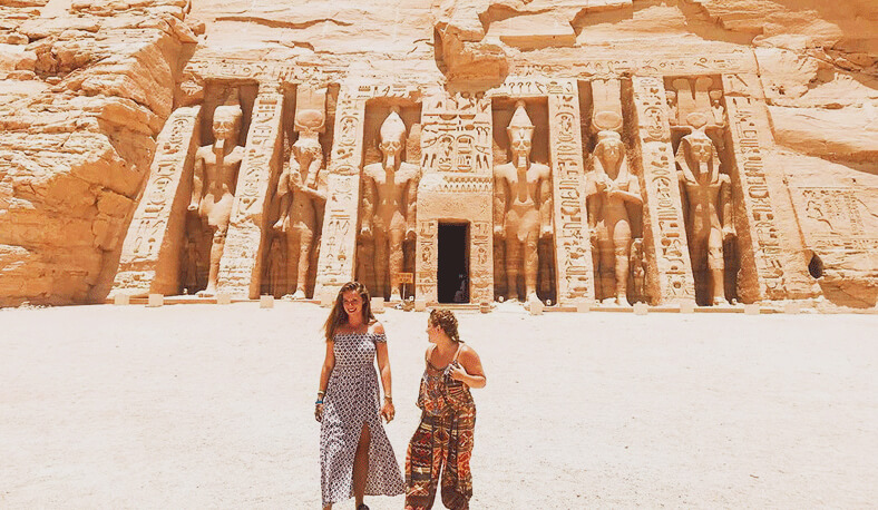 Bear witness to the Great Pyramids & Sphinx in Giza, Egypt