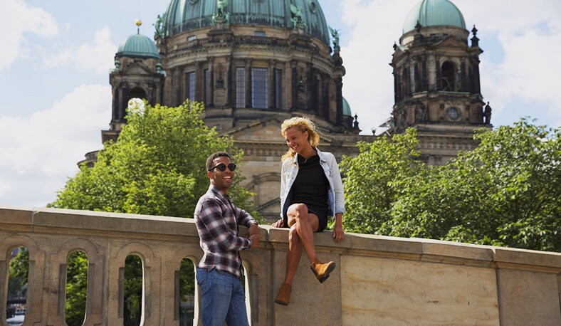 Take a locally guided tour through the historical city of Berlin, Germany