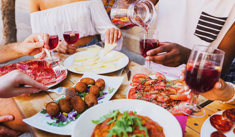Eat some tapas with the locals in Seville, Spain