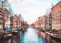 Amsterdam for Easter