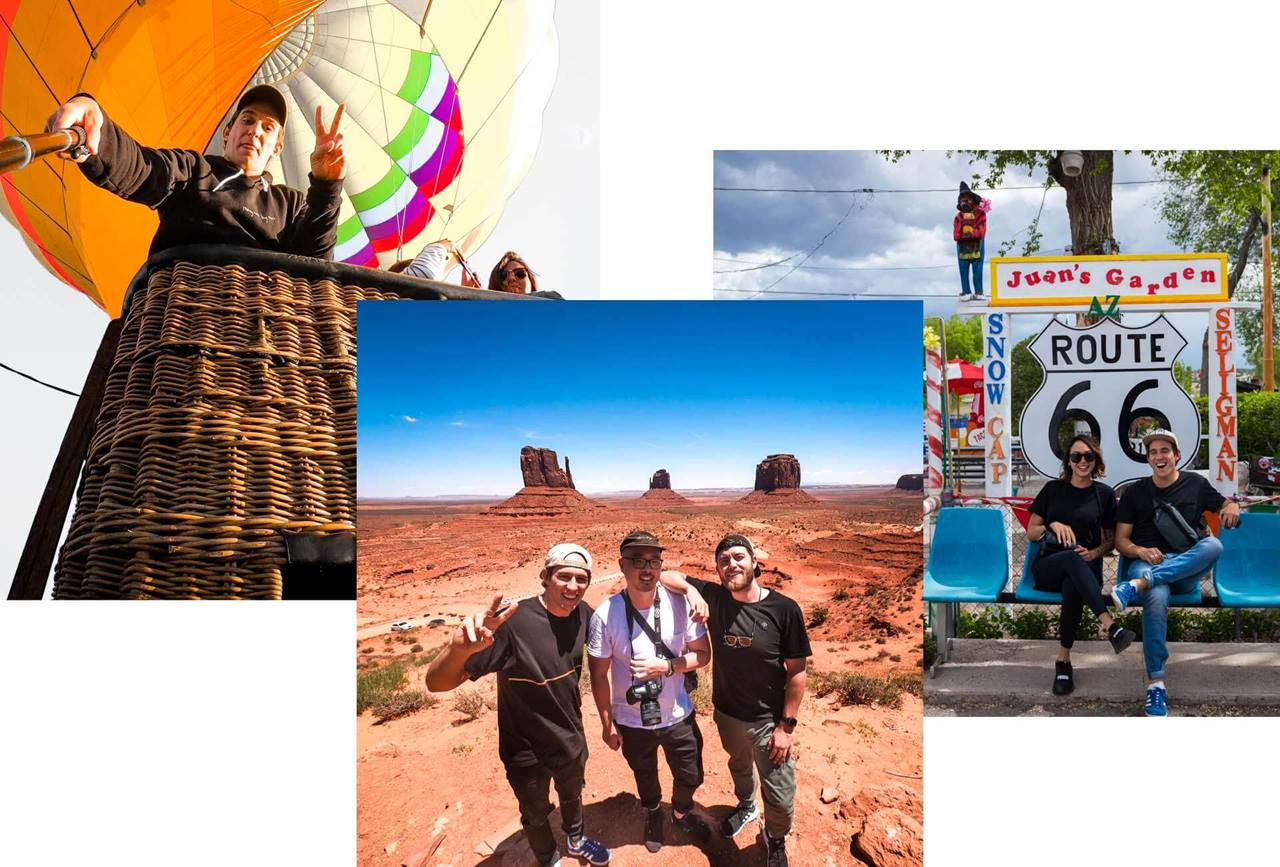 contiki-us-road-trip-collage